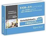 Freizeitblock Bayern Nord 2019/2020 | 2. Auflage – gültig ab sofort bis 01.12.2020