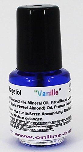 Nagelöl Vanille 4,5 ml