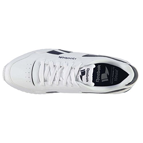 Reebok Glide Rip Clip Hommes Chaussures Baskets A Lacets Sneakers Sport Running White/navy