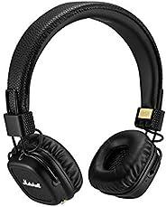 Marshall - Major Ii Bluetooth Headphones - Black, Standard, 4091378