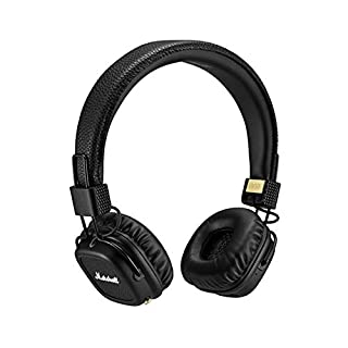 Marshall - Major II Bluetooth Headphones - Black (B01BVD3IT4) | Amazon price tracker / tracking, Amazon price history charts, Amazon price watches, Amazon price drop alerts