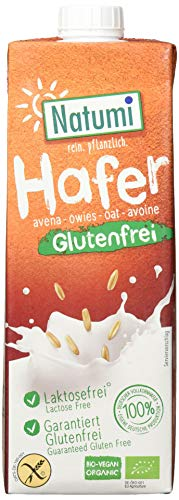 Natumi Hafer Glutenfrei Bio, 10er Pack (10 x 1l)