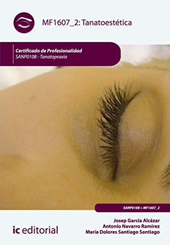 Tanatoestética. SANP0108 por Antonio Navarro Ramírez