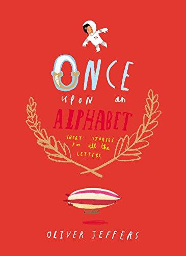 Once Upon an Alphabet por Oliver Jeffers
