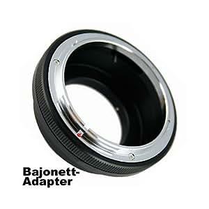 Adapter CANON FD Bajonett Objektiv an MICRO FOUR THIRDS ( m 4/3 bzw. MFT ) Bajonett Kameras für OLYMPUS OM-D E-M5, PEN E-P1, E-P2, E-P3, E-PL1, E-PL2, E-PL3, E-PM1 und PANASONIC Lumix DMC-G1, DMC-G2, DMC-G3, DMC-G5, DMC-G10, DMC-GH2, DMC-GH1, DMC-GX1, DMC-GF1, DMC-GF2, DMC-GF3, DMC-GF5, AG-AF100 ...(powered by SIOCORE)