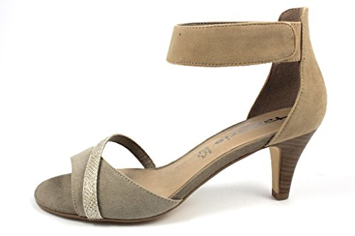 Tamaris 1-28305-28 femmes Sandale PEPPER/GLAM