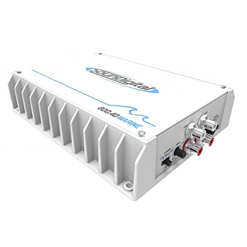 tal sd800.4d Marine 4Kanal 800W RMS für Boote Boote von besonders kleine Boote Audio Sound Digital ()