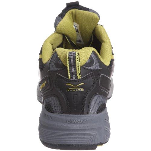 Hi-Tec V-Lite Trail Eruption Hpi, Herren Sneaker Schwarz (Schwarz/Graphit/Acrylic Olive)