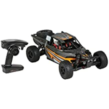 Goolsky KINGMOTOR EXPLORER coche RC 1 1/8 4WD eléctrico Brushless velocidad Racing RTR Off-Road Buggy y 2.4G 3CH transmisor