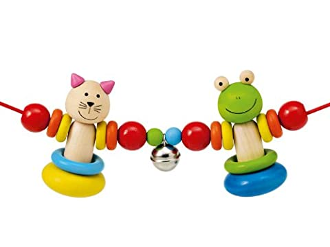 Selecta Spielzeug - 1362 - Hochet -