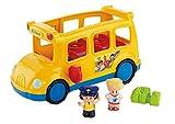 Fisher-Price Little People Schulbus, englische Version