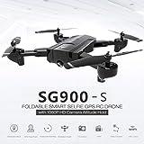 SG900-S 2.4G RC Drone pieghevole Selfie Smart GPS FPV Quadcopter con 1080P HD Camera Altitude Hold...