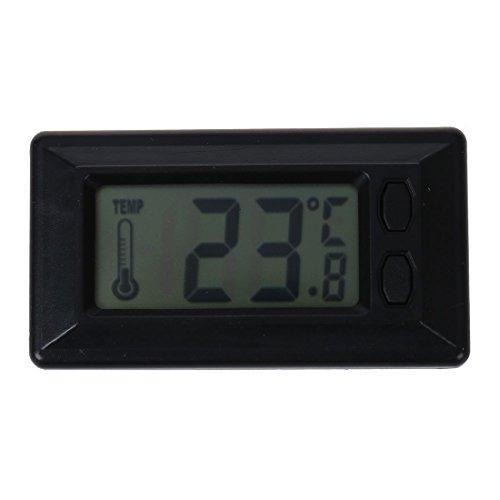 SODIAL(R) temperatura interna Display LCD Auto Digitale Termometro
