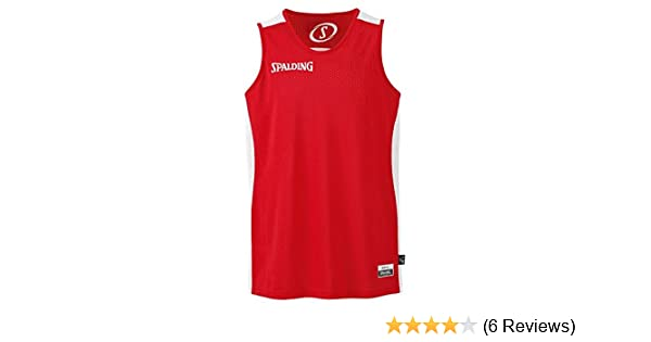 679e2560811 Spalding Teamsport Essential Reversible Shirt  Amazon.co.uk  Sports    Outdoors