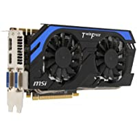 MSI NVIDIA GeForce GTX 660 Ti Power OC Edition Grafikkarte (PCIe 3.0, 2GB DDR5 Speicher, HDMI, DisplayPort)