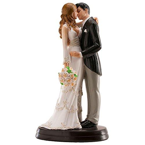 FIGURE TART COUPLE WEDDING MARIA AND JUAN 18CM