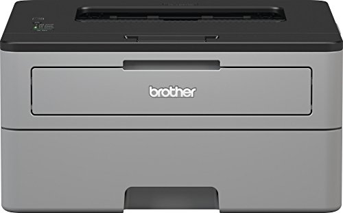 Brother HLL2310D Stampante Laser Monocromatica a 30 ppm con Duplex in Stampa e Display LED