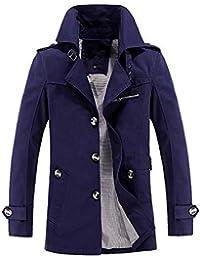 1aa3a513c79464 Zolimx Tumblr Fepla,Uomini Cappotto Uomo Freddo Cappotto,Uomini Inverno  Giacca Caldo Cappotto Outwear