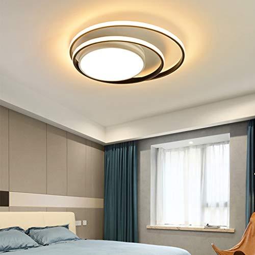 LED Moderno Luz De Techo 50CM Lámpara De Techo Lamparas Cocina 40 Cm Habitacion Luminacion De Techo...