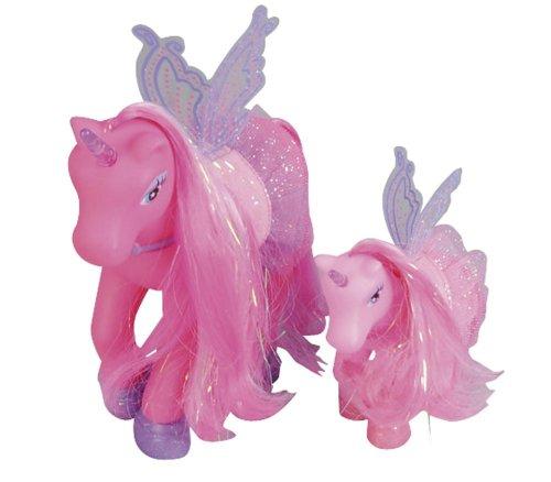 My Sweet Pony, Einhorn, zwei Ponies, mit Flügel, 3 - sort.