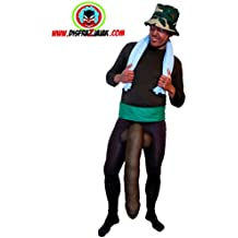 Disfraz de Negro del Whatsapp de Bilbao - L