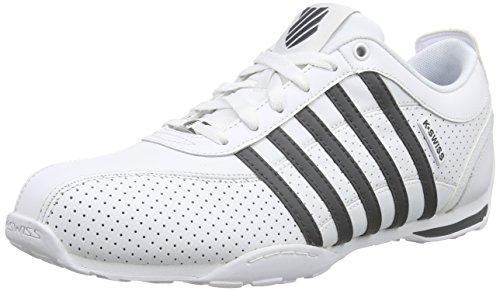 k-swiss-arvee-15-perf-mens-low-top-sneakers-white-white-dark-shadow-gull-gray-10-uk-445-eu
