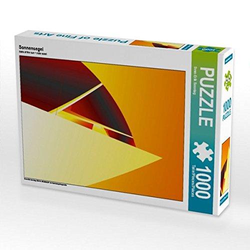 Sonnensegel 1000 Teile Puzzle Hoch
