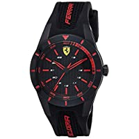 Ferrari Casual Watch Analog Display Quartz 840004, For Unisex