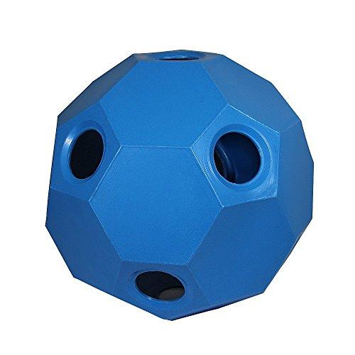 Hay Play heno Forro pelota de heno fütterer Caballos Caballos juguete azul