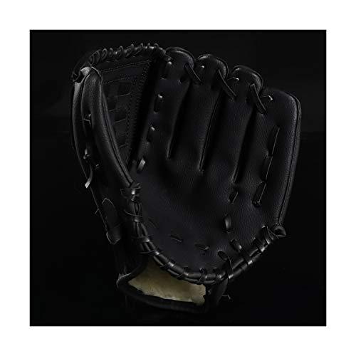 Baseball Handschuhe Verdickung Kinder Erwachsene Hit Fang Ball Pitcher Baseball Softball Handschuhe (Color : 10.5in/pink+ball)