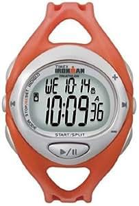 Timex I Control for iPod Unisex 50 Lap Orange Resin Strap Watch - T5K057Y7