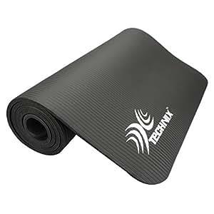 Technix NBR Foam Mat (Black, 8 mm)