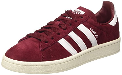 huge selection of dcb98 5867a adidas Campus, Zapatillas para Hombre, Rojo (Buruni  Ftwbla  Blatiz),