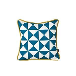Ferm Living Little Geometry - Blue 30x30cm