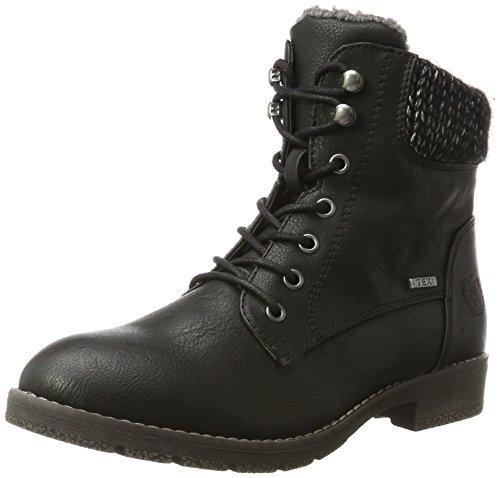 Jane Klain Damen 262 240 Chukka Boots, Schwarz (Black), 39 EU (Damen Sportliche Chukka)