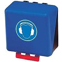 Aufbewahrungsbox Gehörschutz Box Erste-Hilfe Tasche, blau, 23,6x22,5x12,5cm, 1 Stück preisvergleich bei billige-tabletten.eu