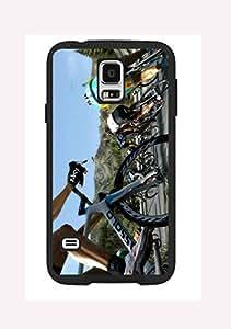 Case Schutzrahmen hülse Cycling Extreme Sports CY04 Abdeckung für Samsung S3 Border Gummi Silikon Tasche Schwarz @pattayamart