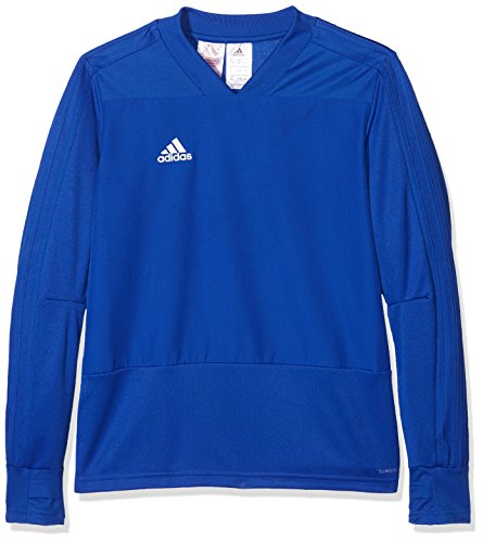 adidas Kinder Condivo 18 Langarmshirt, Bold Blue/White, 128 Preisvergleich