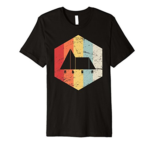 Retro Vintage Adsr Synthesizer T-Shirt