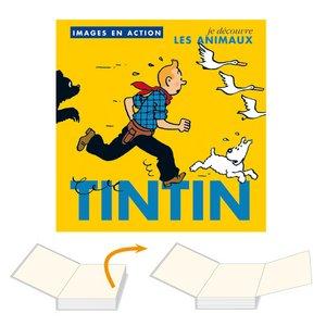Tintin : Je découvre les animaux