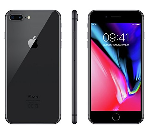 "Apple iPhone 8 4.7"" Single SIM 4G 256GB Grey - Smartphones (11.9 cm (4.7""), 256 GB, 12 MP, iOS, 11, Grey)"