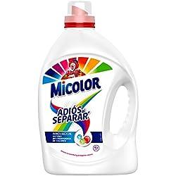 Micolor Detergente Líquido Adiós al Separar - 40 Lavados (2 L)