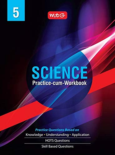 Science Practice-cum-workbook Class 5