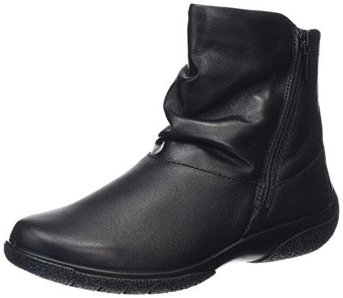 Hotter Whisper Ee, Women's Ankle Boots, Black (Black), 7 UK (40 EU)
