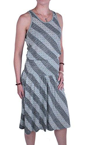 Diesel Robe Femmes Robe maxi Swanco Vert ou Gris Xxs