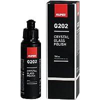 RUPES G202Crystal Glass Polish–150ml en verre de nettoyage et polissage–polissage en verre pour retirer les hartnäckigsten verschmutzungen