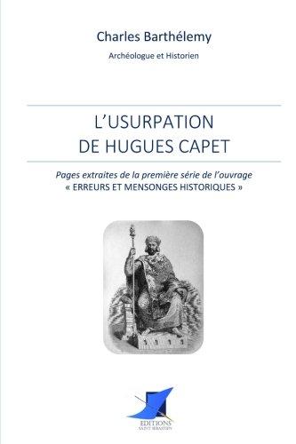 L'usurpation de Hugues Capet