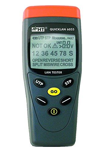 Ethernet-kabel Marker (HT-Instruments Lan Tester Kabeltester, QUICKLAN 6055)