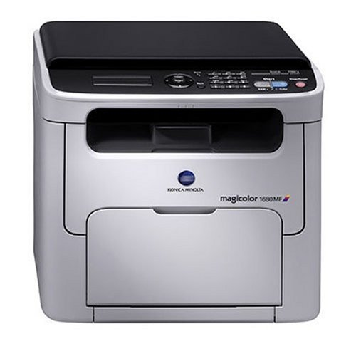 Konica-minolta Km-1680mf Color Multi Function Laser Printer