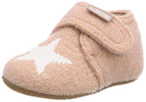 Living Kitzbühel Unisex Baby Babyklett. mit Sternenstick Hausschuhe, Pink (Rose Cloud 331), 21 EU